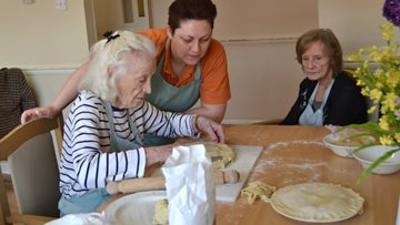 White Gables Celebrates National Pie Week