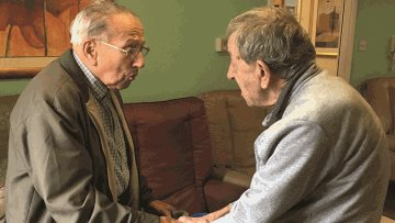 New friendships forged at HC-One care homes