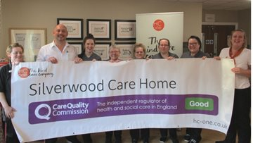 Silverwood Care Home Achieves Good Score in Latest CQC Report