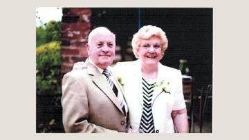 71 years of wedded bliss for West Bromwich care home Resident