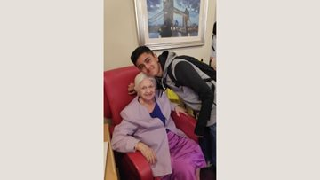 Harefield care home welcomes NCS volunteers