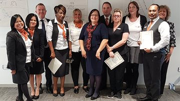 Latest HC-One managers complete 'Leading Together as One' programme