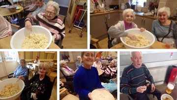 Homemade pies are a hit at Falstone Court