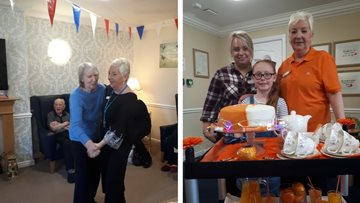 Uddingston care home hosts open day