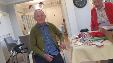 A special Christmas for Walton-on-Thames care home Residents