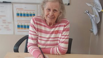 Silverwood welcome new resident admin assistant