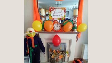 Harvest Festival starts at Dunmow care home