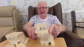 It's more than just a board game at Middlesex care home