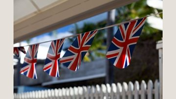 Leigh care home celebrates VE day
