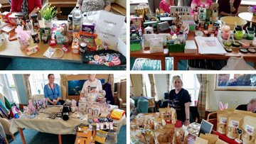 Easter Fayre at Grosvenor Park