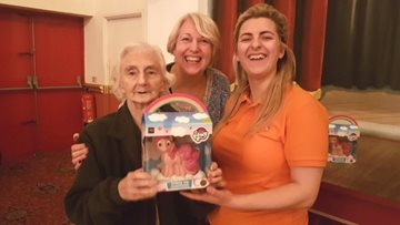Averill House enjoy Dancing with Dementia Event