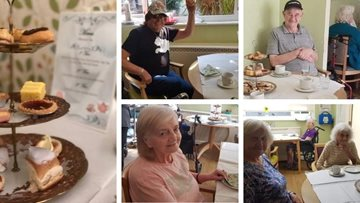 West Derby home hosts Friday afternoon tea