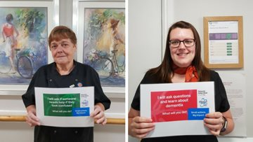 Victoria House pledges to spread awareness about Dementia