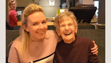 Lunch outing for Dartford care home Residents
