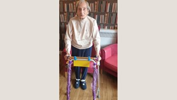 Newton Aycliffe care home Resident experiences 'Pimp my Zimmer'
