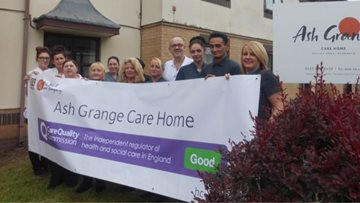 Walsall Care Home Enjoys Success in CQC Report