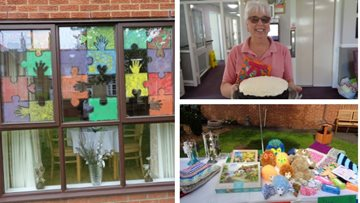 Care Home Open Day celebrations at Stoneleigh