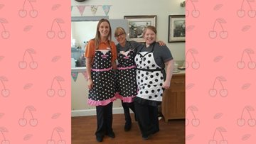 Care Home Open Day at Jack Dormand