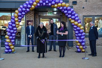 HC-One celebrate the completion of their newest care home in York