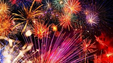 Firework display for Oldbury Residents