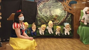 Annual Pantomime excites Grimsby care home Residents