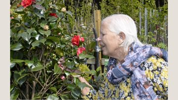 Blooming good trip for Hayes care home Residents