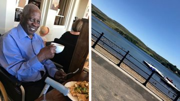 Pub Lunches and Lake Views at Averill House
