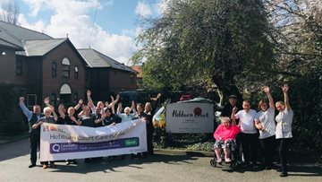 Hebburn care home celebrates success in CQC report
