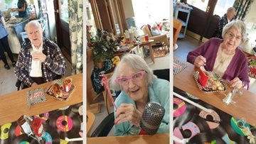 Going back 70 years to the 1950s at Benfleet care home