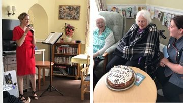 Littlehampton Care Home Celebrates Art in Care