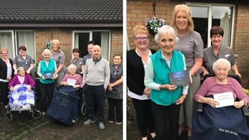 Alloa care home recognised for community spirit