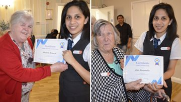Residents become 'inspectors' at Aston House
