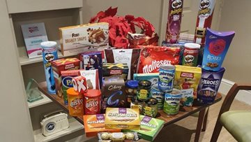 Community donates kind Christmas gift for Kingswood care home