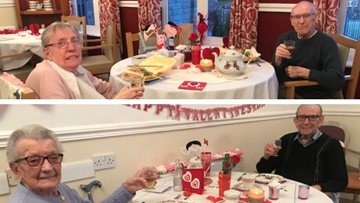 Avalon Park proves that romance is still alive on Valentine's Day