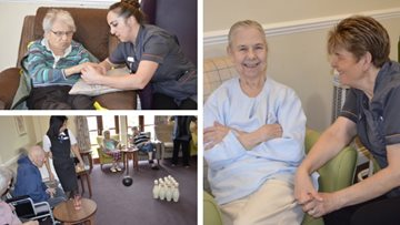Hayes care home introduces 'Stop the Clock' wellbeing initiative