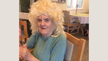 Horden care home alive with the sound of music