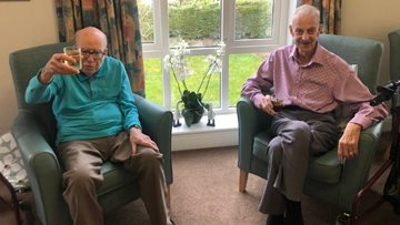 Valentine's Celebrations at Foxton Court