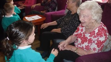 HC-One care home host harvest festival celebrations