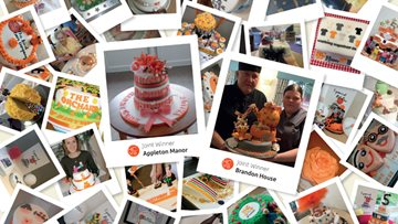 HC One Fifth Birthday Cake Competition Care Homes Category