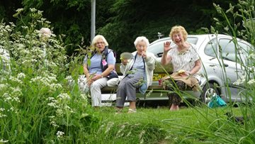 A day of exploration for Residents at Whitley Bay care home