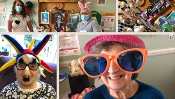 The Mad Hatter tea party for Tividale Residents