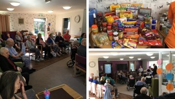 Dartford care home hosts harvest festival celebrations