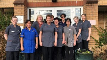Bellshill care home receives glowing Care Inspectorate report