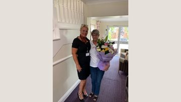 Ferryhill care home celebrates Volunteer's Week