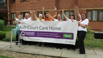 Liverpool Care Home Enjoys Success in CQC Report