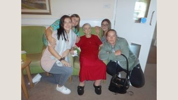 Sponsored silence at Walsall care home