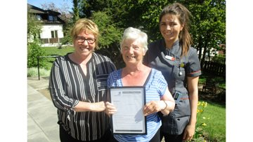 St Andrews Home Enjoys Success in Care Inspectorate Report