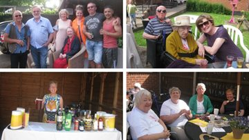 Hinckley care home celebrates national Care Home Open Day