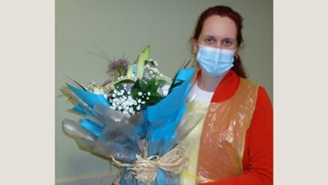 A special thank you for Nottinghamshire care home Colleague