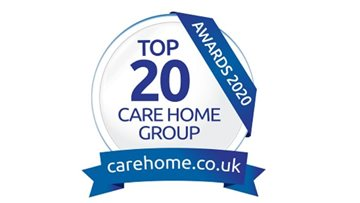 HC-One rated by Residents as one of the top care home groups in the UK